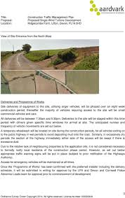 construction phase traffic management