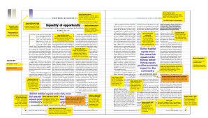 james madison university madison magazine layout