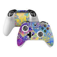 Microsoft Xbox One Controller Skin Unicorn Vibe By Jennifer Walsh Design Decalgirl