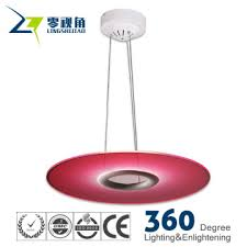 ring ra 80 solid base pendant lamps led