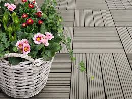 decking garden planter pattern