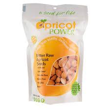 bitter raw apricot seeds 16 oz