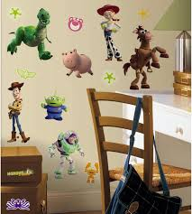 Roommates Disney Pixar Toy Story 3 Peel Stick Wall Decals Glow In The Dark Walmart Com Walmart Com