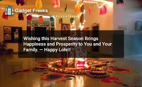 happy lohri wishes quotes messages greetings sms to