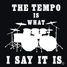 Amazon Com The Tempo Is What I Say It Is A Indoor Music Wall Decal A Drum Set Vinyl Wall Decal Distinctive Drum Art Decor Unique Gift Women Men Snare Drum Stool Bass Drum Decal White Home Kitchen