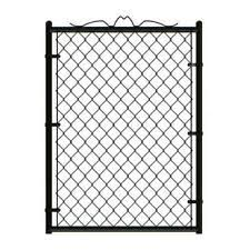 Chain Link Fence Gate In Garden Gates For Sale In Stock Ebay