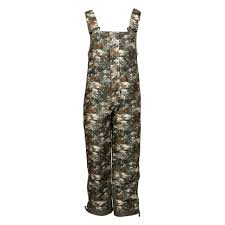 mens rocky prohunter insulated bib rvc