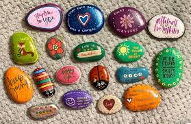 Penny Hamilton in 2020 | Rock design, Rock art, Painted rocks