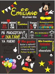 Cartel Pizarra Para Eventos Cumpleanos Candy Bar Retrato 816621
