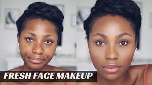 natural fresh face makeup dimma umeh