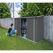 ezislider double sliding door shed