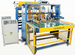 wood pallet nailing machine for pallets