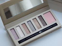 natural shadow blush glow palette review