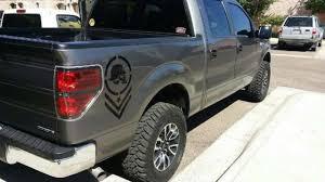 Fist Truck Window Decal Truck Window Sticker Punch Sticker 12 2 Decals For Sale Online Ebay