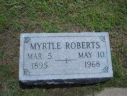 Myrtle Roberts (1895-1968) - Find A Grave Memorial
