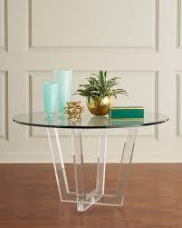 resin table neiman marcus