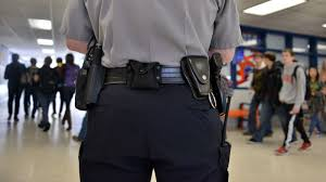 armed security officers in s