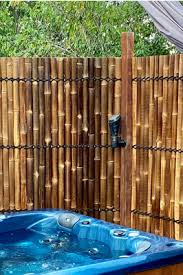 Bamboo Panel Black