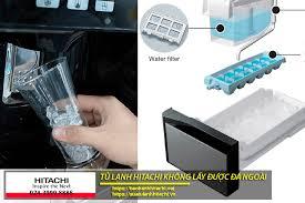 Lý do tủ lạnh Hitachi không lấy được đá ngoài