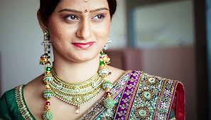 south indian bridal makeup essential