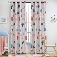 Nature Of Children S Curtains In 2020 Kids Room Curtains Childrens Curtains Childrens Blackout Curtains