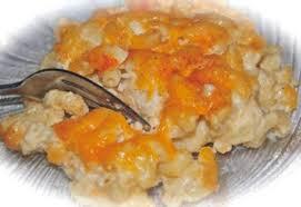 homemade baked macaroni and cheese recipe