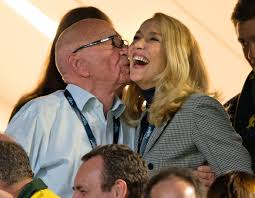 Rupert Murdoch and Jerry Hall Are Now Married   Fortune