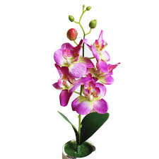 1pc artificial flower erfly orchid
