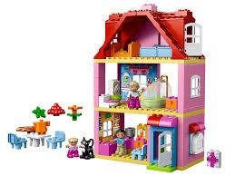 Купить конструктор Lego 10505 Duplo Семейный дом