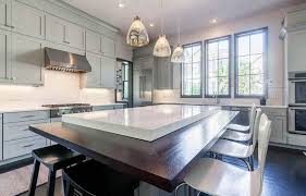 white quartz countertops kitchen