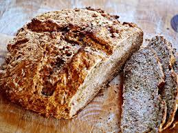 easy spelt soda bread eat drink live well