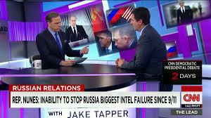 Intel chair: Russian moves biggest intel failure since 9/11 - CNN Video