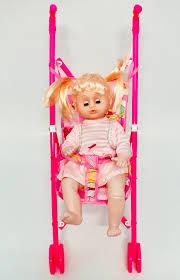 Bộ đồ chơi xe đẩy búp bê dành cho bé gái, Giá tháng 5/2020