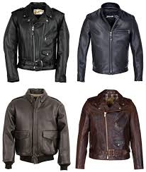 the best leather jackets guide you ll