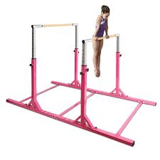costway kids gymnastics parallel bars