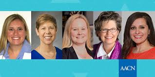 """AACN Critical Care on Twitter: """"As #AACN begins a new fiscal year and  celebrates the theme """"Our Voice Our Strength,"""" we welcome Amanda  Bettencourt, Theresa Davis, Anna Dermenchyan and Kiersten Henry to"""