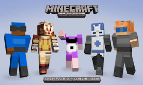 Minecraft skins pack hits Friday – XBLAFans