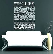 bedroom wall quotes thenexusconference com