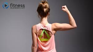 no equipment upper body abs workout