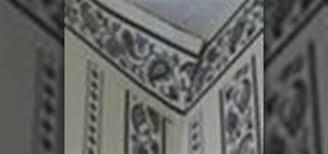 how to fix curling wallpaper seams