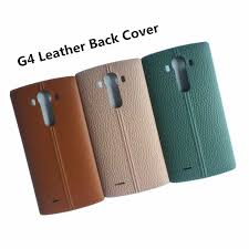 leather back cover for lg g4
