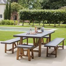 garden trading chilson table and bench