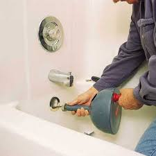 how to clear any clogged drain this