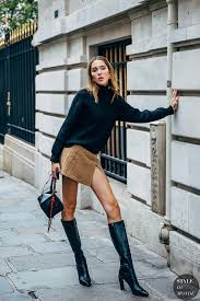 Paris SS 2020 Street Style: Teddy Quinlivan - STYLE DU MONDE | Street Style  Street Fashion Photos Teddy Quinlivan