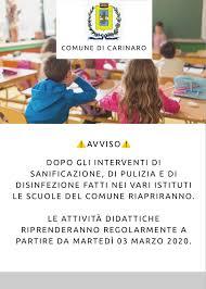 Coronavirus, ecco le scuole chiuse e aperte nell'Agro Aversano ...
