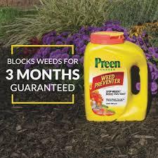 garden grass weed preventer 5 6 lb