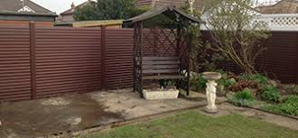 Plastic Fences Upvc Fencing Upvc Gates Plastic Fencing Specialists Upvc Fences Made To Order Nationwide