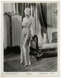 German Hildegard Knef Vintage 1955 Blonde Pin Up Temptress Svengali  Photograph | #1911978067