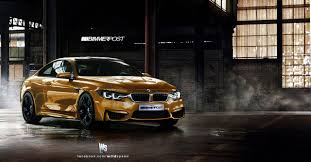 hd wallpapers golden bmw m4 1280x669