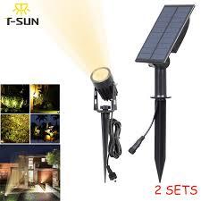 pack separately led solar light 90 180